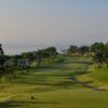 A view from a tee at Nan Fong Golf Club.