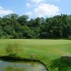 A view of a hole at Nan Pao Golf Club.