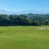 A view of fairway #15 at Pao Shan Golf Club.