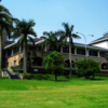A view of the clubhouse at Taichung Golf & Country Club (Happygolf).