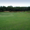 A view of the 3rd green at Tong Hwa Golf and Country Club.