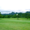 A view of a green at Wu Fong Golf Course.