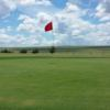 A view of a green at Sharon Springs Golf Course