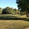A view of a fairway at Benton Golf & Country Club.