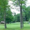 A view of a green at Thomas Memorial Golf & Country Club.