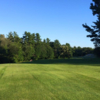 A view from a fairway at Tyngsboro Country Club (David Demaree).