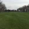 A view from a fairway at Elks Country Club.
