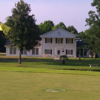 A view of hole #5 at Fairdale Country Club.