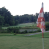 A view from a green at Foxwood Hills Country Club.