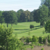 A view from T. O. Fuller State Park Golf Course