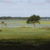 View from the 16th hole at Old South Golf Links