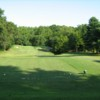 A view from a tee at Forest Park Country Club.