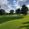 A view of a green at Wytheville Golf Course.