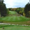 A view from a tee at Greenwood Hills Country Club.