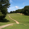 A sunny day view from Oak Hill Country Club (Johnny Ray Reich).
