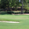 A view of a green at Bay Springs Country Club.