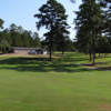A sunny day view from Bay Springs Country Club.