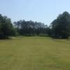 A view from a fairway at Yoda Creek Golf Club.