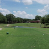 View from a tee at Woodhaven Country Club