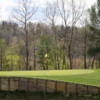 A view of hole #11 at Cliff View Golf Club and Inn.