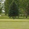 A view of a green at Irish Greens Golf Course.