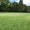 A view of a green at Custer Greens Golf Course (Steve Prince).