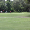 A view of a green at Chiefland Golf & Country Club.
