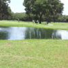 A view over the water from Chiefland Golf & Country Club.