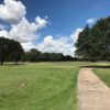 A view of tee #4 at Bay-Cel Golf Course.