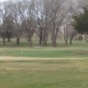 A view from Friona Golf Course.