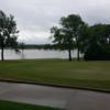 A view from Gentle Creek Golf Club.