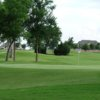 A view of a hole at Gentle Creek Golf Club.