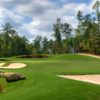A view of a green at Sun City Peachtree Golf Club.