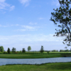 A view of the 2nd green at Fore-Way Golf Course.