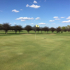 A view of the 3rd green at Old Top Farm Golf Course.