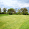 A view of the 2nd green at Old Top Farm Golf Course.