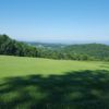 A view of a hole at Packsaddle Ridge Golf Course.