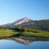 A view of the 4th hole at Yellowstone Golf Club.