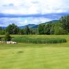 A view of a green at Stonehedge Golf Course.