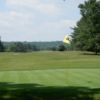 A view of a green at Katahdin Country Club.