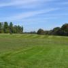 A view from a tee at Streamside Golf Course.