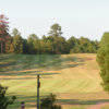 A view of hole #10 at Tannenbaum Golf Club.