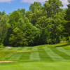 A view of a green at Hope Valley Golf Course.