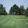 A view of a green at Imperial Country Club.