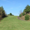 A view of fairway #2 at Longview Golf Course.