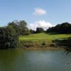 A view from Leeds Castle