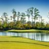 A view of hole #11 at Kilmarlic Golf Club