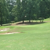 A view of green #13 at Wildwood Green Golf Course