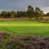 A view of a hole at Enville Golf Club.