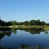 A view over the water from Kemper Lakes Golf Club.